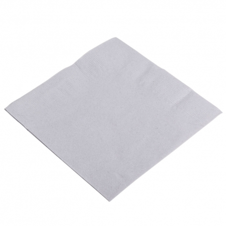 NAPKIN, BEVERAGE, WHITE, 2-PLY