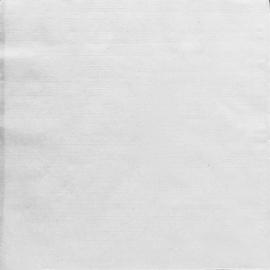 """ATLANTIC PAPER DINNER NAPKIN, 1-PLY, 17"""" X 17"""", WHITE, 1/4 FOLD - 4,000/CS"""