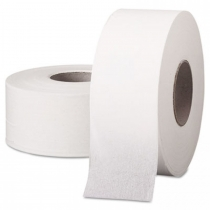 TISSUE, PAPER, 9 ROLL, 1-PLY,