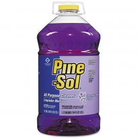 CLOROX® PINE-SOL® LAVENDER CLEANER 144 OZ BOTTLES (3/CS)