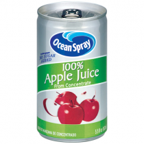 JUICE, APPLE, 5.5 OZ CANS (48)