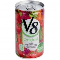 JUICE, V8, 5.5 OZ CANS (48) CA