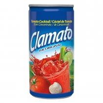 JUICE, CLAMATO, 5.5 OZ ALUM CA