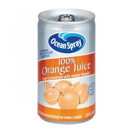 JUICE, ORANGE, 5.5 OZ CANS (48