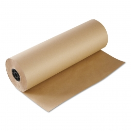 "BUTCHER PAPER, ROLL, KRAFT, 30"" WIDE, 40 LB BASIS WEIGHT"