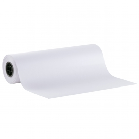 "BUTCHER PAPER, ROLL, WHITE, 36"" WIDE X 650'"