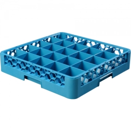 "CARLISLE GLASS RACK BASE, 25 COMPARTMENT, 4"" H (EACH)"