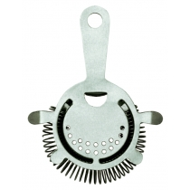STRAINER, COCKTAIL, S/STEEL (E