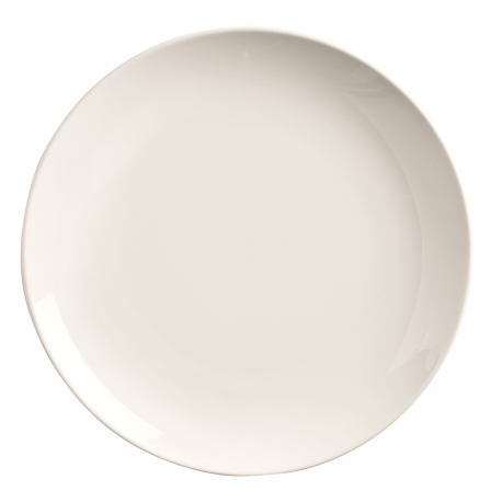 PLATE, 10.25 BRIGHT WHITE,