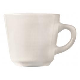 WTI CUP / MUG, 7 OZ, TALL, WHITE - 36 PER CASE