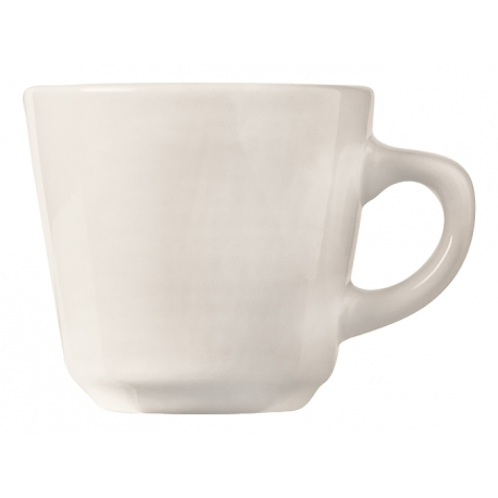 CUP, 7 OZ TALL, BRIGHT WHITE,