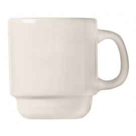 WTI A.D. / ESPRESSO CUP, TALL, 3.5 OZ, BRIGHT WHITE- 36 PER CASE