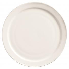 """WTI PLATE, 5.5"""", BRIGHT WHITE, NARROW RIM - 36 PER CASE"""