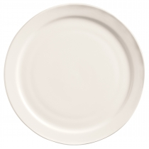 PLATE, 6.5 NARROW RIM, BRIGH