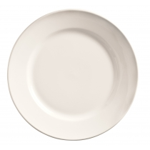 PLATE, 11 ROLLED EDGE, BRIGHT