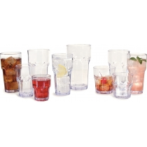 Reuseable Plastic Drinkware