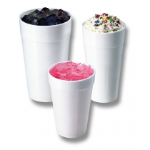 Foam Cups and Lids